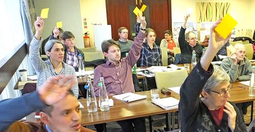 Communist League in UK holds congress