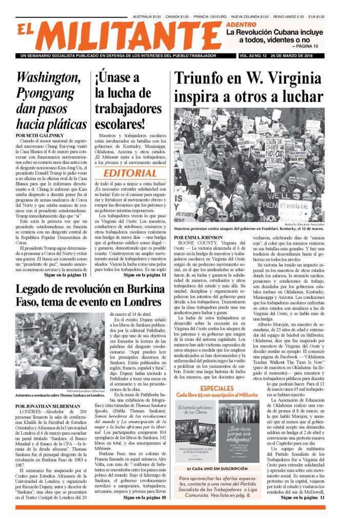 thumbnail of El Militante8212