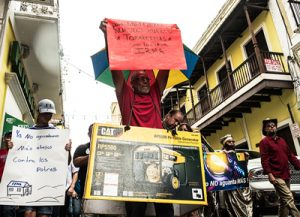 Jan. 20 action in San Juan demands electricity, end to abuses against working people.