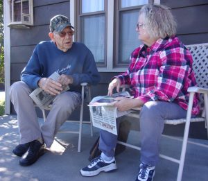 """""""I remember you,"""" retired coal miner Jake Westerfield told SWP member Jacquie Henderson when she knocked on his door in Beaver Dam, Kentucky. They met at a union protest in Ohio."""