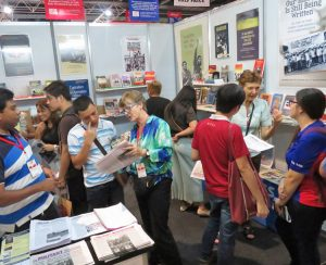 More than 700 books on working-class politics, history were scooped up at Manila book fair.