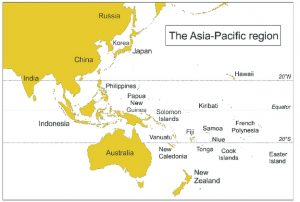 Contest over profitable markets, trade, raw materials in strategic Indo-Pacific region are behind Washington, Beijing clash at Asia-Pacific forum, in Papua New Guinea Nov. 17-18.