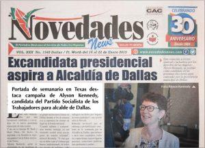SWP Dallas campaign attracts working-class interest in Texas