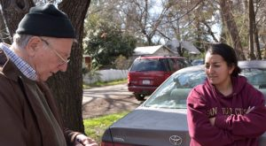 Bianca Alvarado told Socialist Workers Party campaigner Jeff Powers in nearby Chico Feb. 20 that she had to warn her relatives in Paradise they had to get out. They hadn't received any official alert.