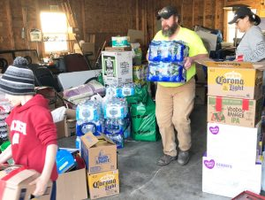 Farmers organize aid for flood-stricken Nebraskans