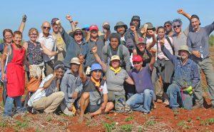 May Day brigade volunteers aid farmers in Cuba