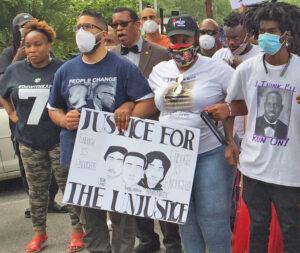 March in Brunswick, Ga., May 16 demands justice in Feb. 23 killing of Ahmaud Arbery