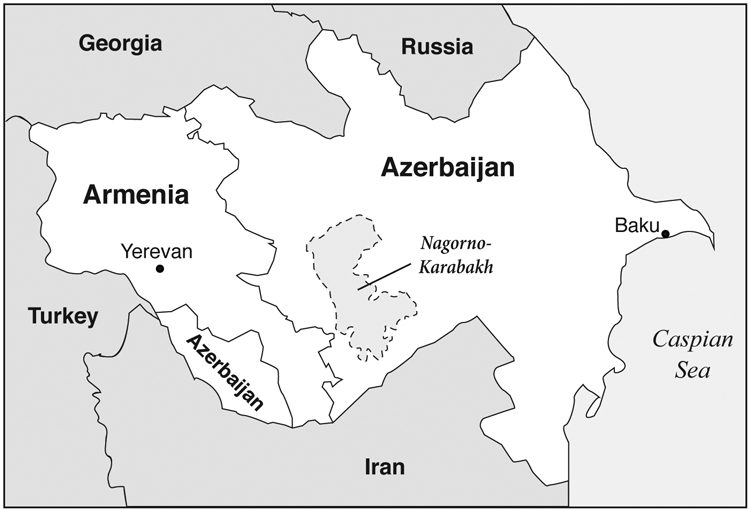 Armenia, Azerbaijan fighting fueled by regional rivalries