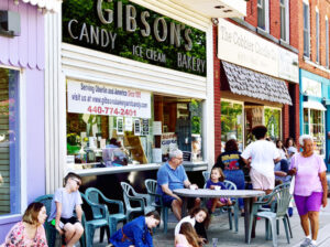 Working people, students have been visiting Gibson's store in Oberlin, Ohio, since 1885. Oberlin College is trying to use its wealth, power to reverse unanimous jury verdict in favor of the Gibsons.