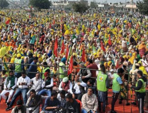 Farmers meet across India, plan to expand protests
