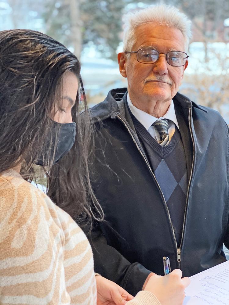 Joe Swanson candidato del PST en Lincoln