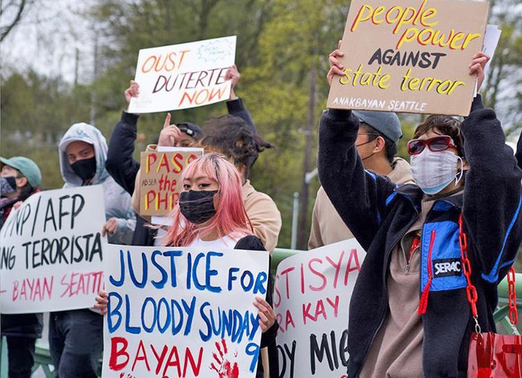 Seattle: Stop Philippines gov't killing labor activists