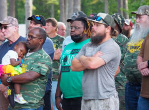 May 20 McCalla, Alabama, rally in solidarity with United Mine Workers on strike against Warrior Met Coal. Miners are fighting to reverse concessions forced on them five years ago.