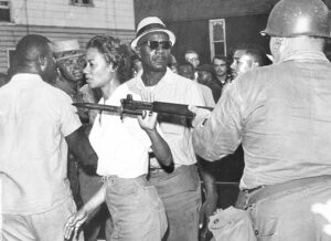 Gloria Richardson led 1964 Maryland Black rights protests that built solidarity, cut crime.