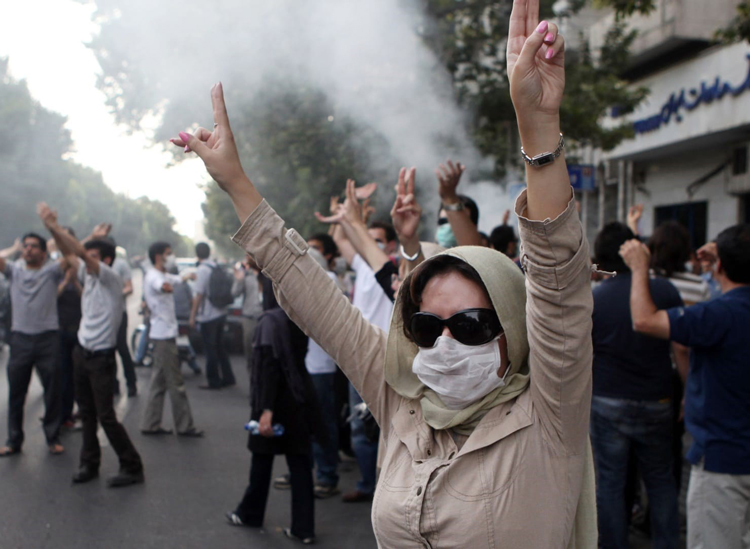 Protests erupted across Iran, including in mainly Arab Khuzestan province, above, then to Tehran by July 25, sparked by water, power outages, regime military interventions in region.
